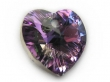 6228 Swarovski Elements Heart Pendant CVL 10